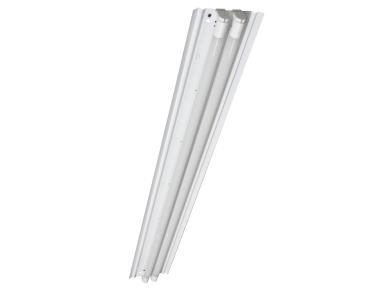 MaxLite LED T8 Lamp Ready, 4 Foot, Retrofit Strip